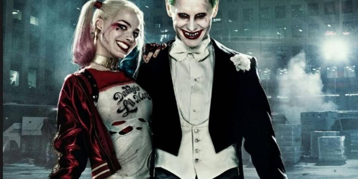 Margot y Jared vuelven a las pieles de Harley Quinn y Guasón