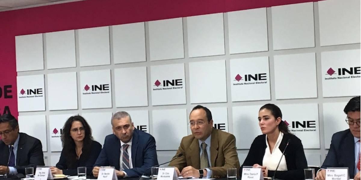 INE solicita 25 mil millones de pesos para elecciones 2018