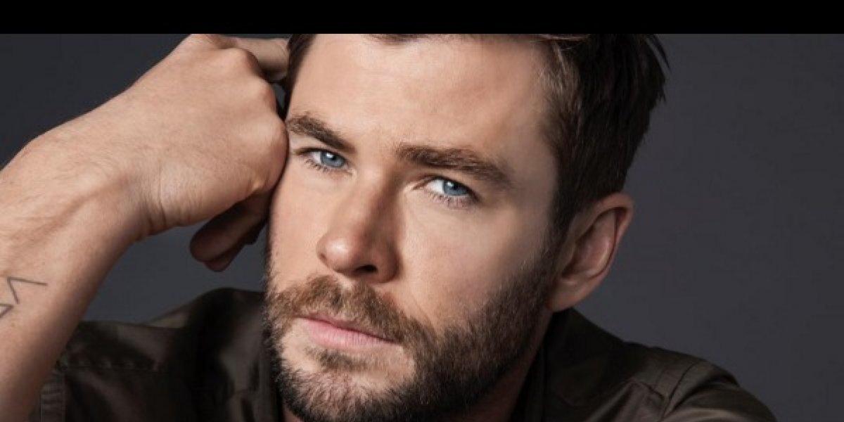 Chris Hemsworth se muestra a favor del matrimonio homosexual con solicitud especial
