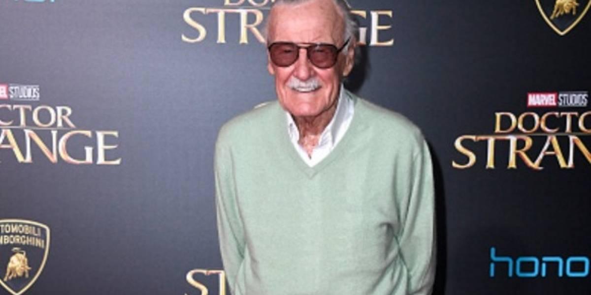 ¡Atención! Murió el productor y escritor de cómics, Stan Lee