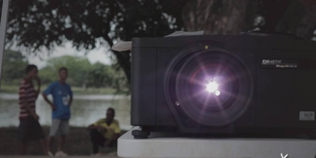 FICCI móvil, el proyecto que busca llevar el cine a todos los rincones del país