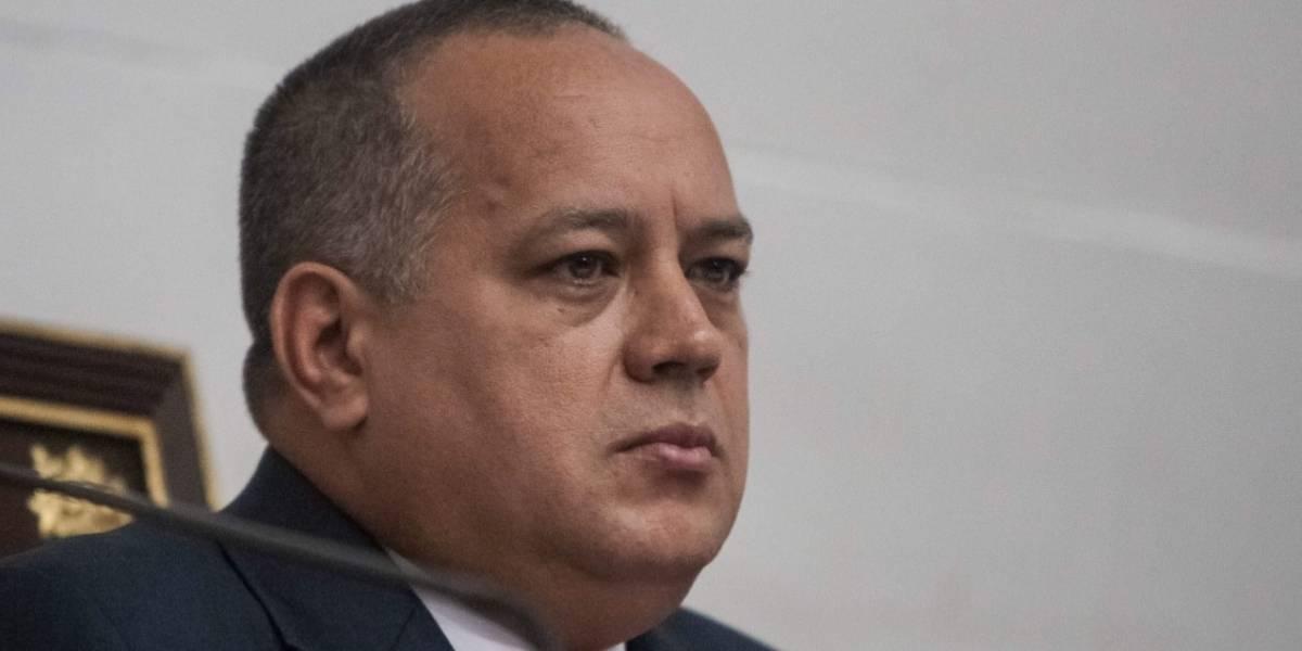 Diosdado Cabello rechaza acusaciones de recibir dinero de Odebrecht