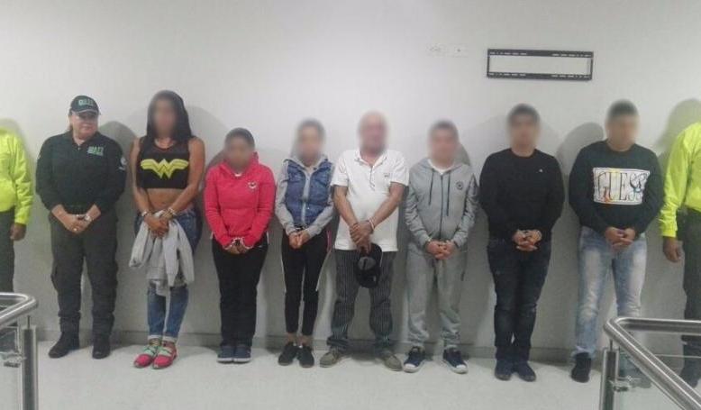 Ellos engañaban a jóvenes para explotarlas sexualmente en China