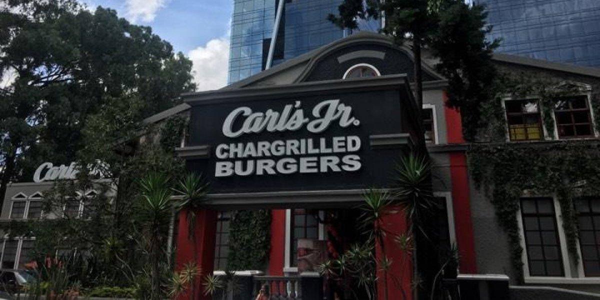 El nuevo restaurante Carl's Jr. abre sus puertas en la zona 10 ¡A comer se ha dicho!