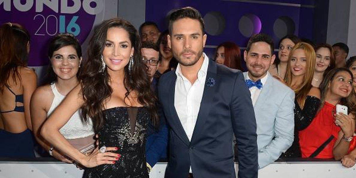 Candente video de Carmen Villalobos y su novio enciende las redes