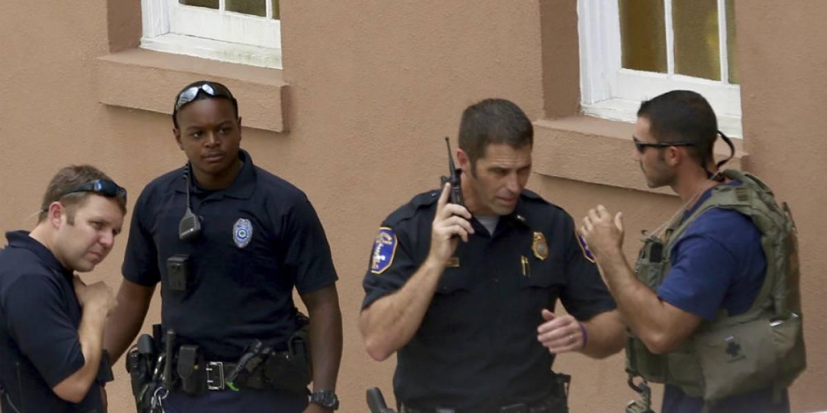 Un muerto tras tiroteo y toma de rehenes en Charleston, Carolina del Sur