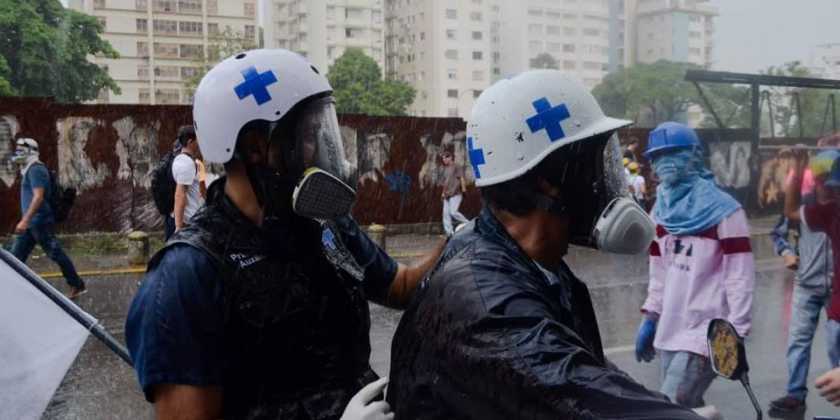 Cascos Azules venezolanos se unen contra la represión