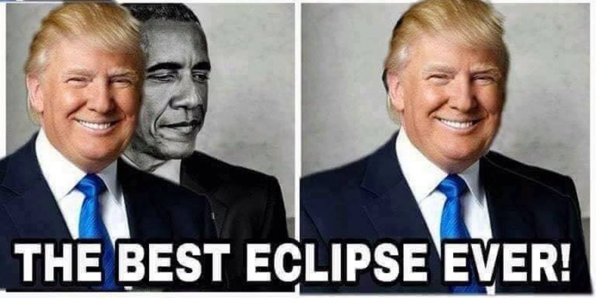 Donald Trump 'eclipsa' a Barack Obama en Twitter