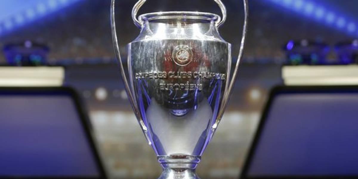Así quedaron los Grupos de la Champions League 2017-2018
