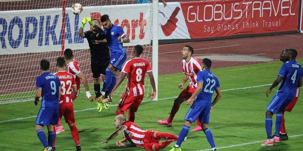 No acompañarán a Alexis: Isla, Henríquez y Fernandes quedaron fuera de la Europa League