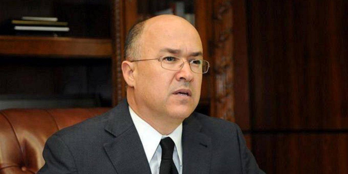 Domínguez Brito aspirará a la presidencia de la República
