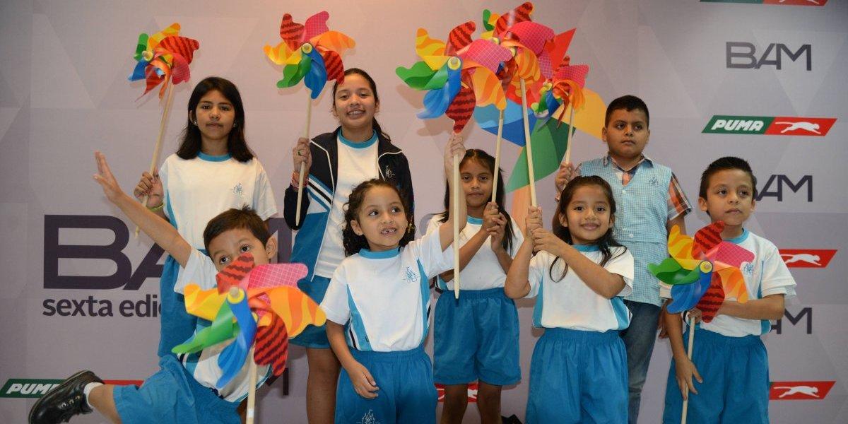 Estos pequeños esperan seguirse educando para cambiar su vida