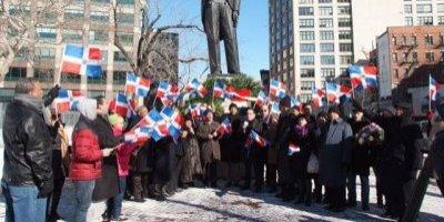 Alcalde escucha Comisión RD, pero no fija posición sobre estatua — NUEVA YORK