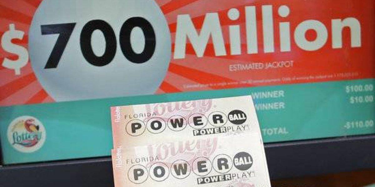 Un boleto acertó todos los números del millonario Powerball