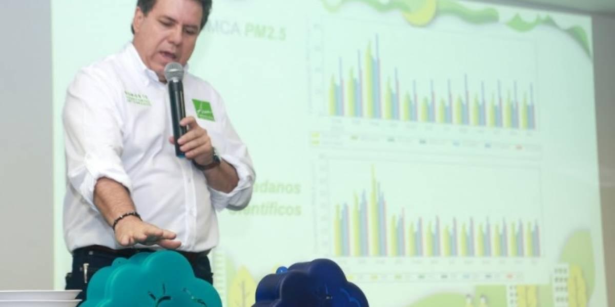 Ciudadanos científicos serán los veedores de la calidad del aire en el Valle de Aburrá