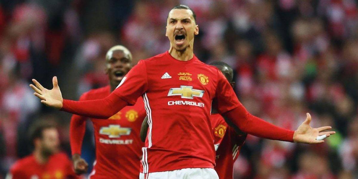 OFICIAL: ¡Vuelve! Zlatan Ibrahimovic firma con el Manchester United
