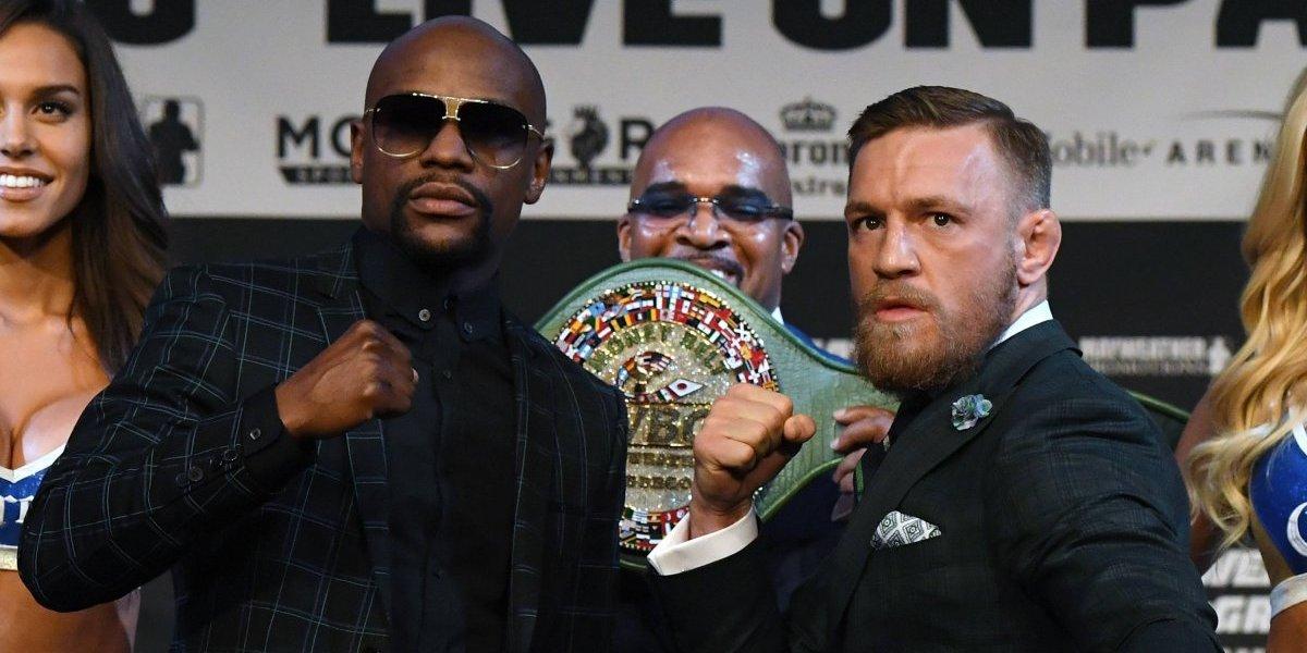 ¿A qué hora es la pelea de Mayweather y McGregor?