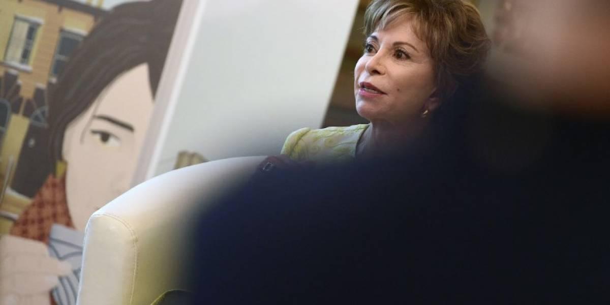 "Chile: Isabel Allende celebra ""lucha feroz"" por ley de aborto terapéutico"