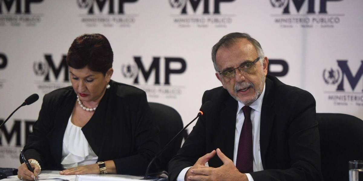 VIDEO. Iván Velásquez habla de la eventual solicitud de removerlo como jefe de la CICIG