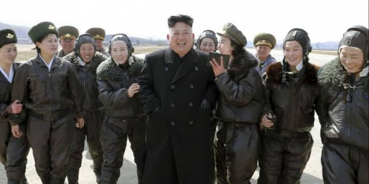 """Los cinco hechos que demuestran que Kim Jong-un """"ama en secreto"""" a Estados Unidos"""