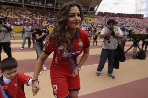 ¿Cuánto recaudó El Nacional con la llegada de Larissa Riquelme?