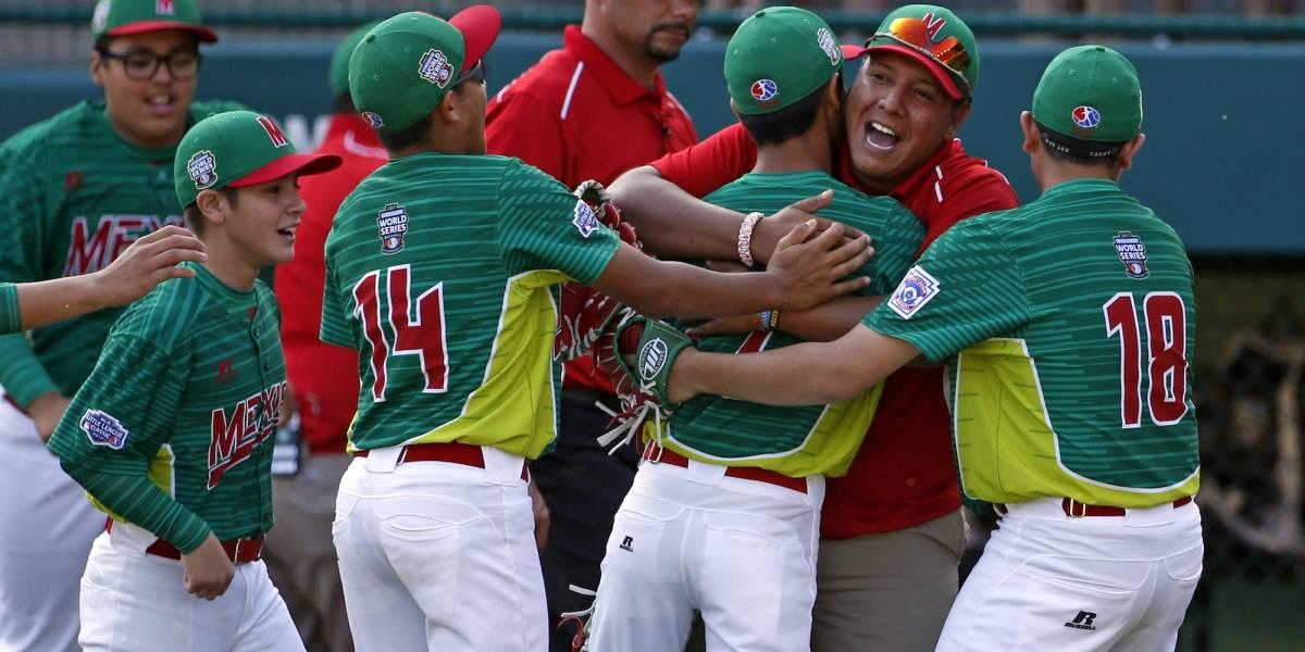 ¡A la Final! México peleará por el título de Ligas Pequeñas