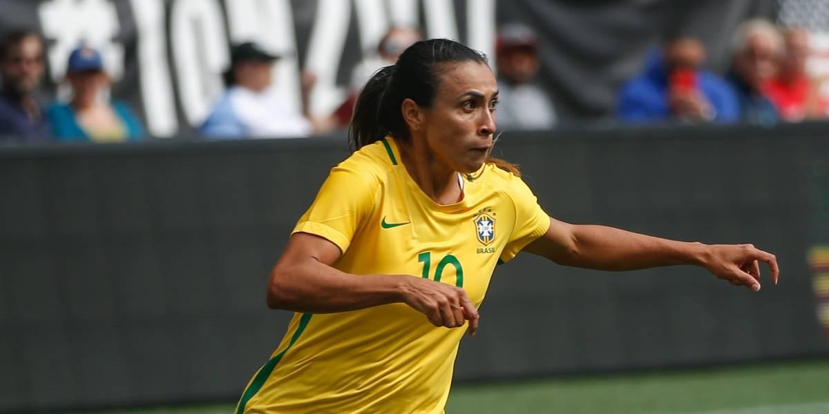 Marta é a nova embaixadora da ONU Mulheres