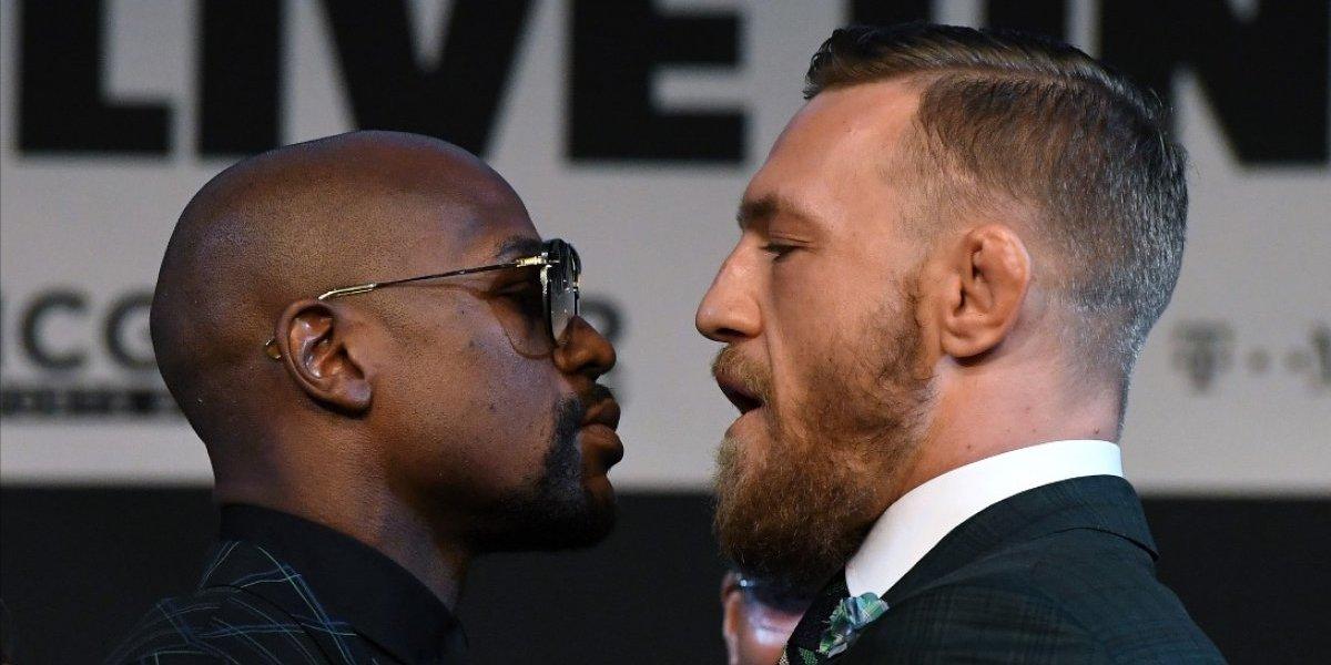 En qué canal se transmitirá la pelea entre Mayweather y McGregor