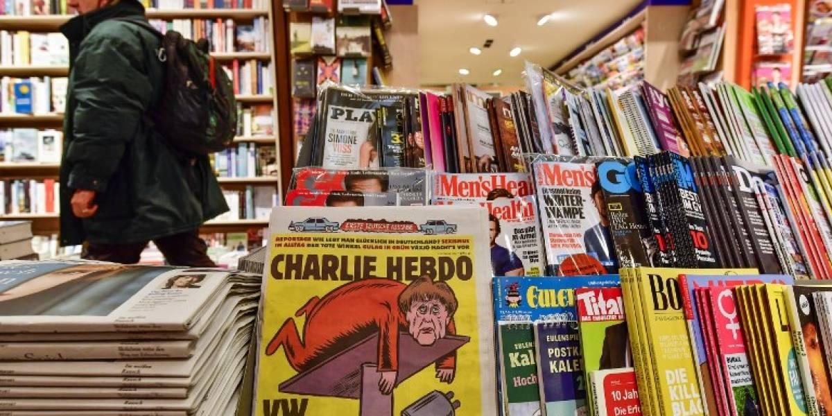 FOTO. Charlie Hebdo publica una polémica portada sobre los atentados en Cataluña