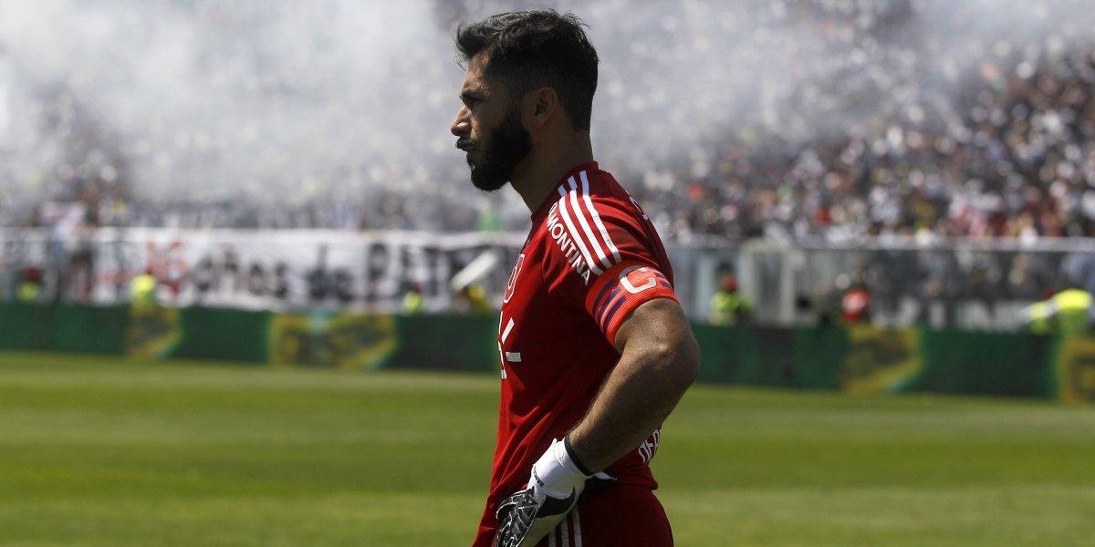 """Johnny Herrera apuesta a triunfador: """"Están todas las condiciones dadas para ganar en el Monumental"""""""