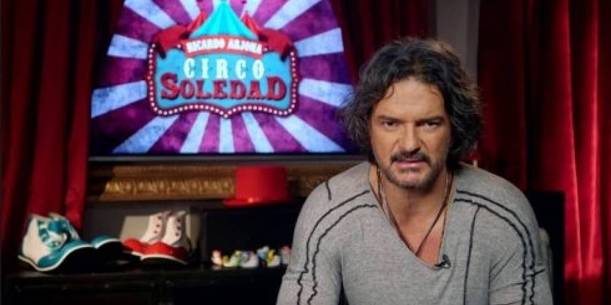 ¡Confirman fecha de concierto de Ricardo Arjona en Guatemala!