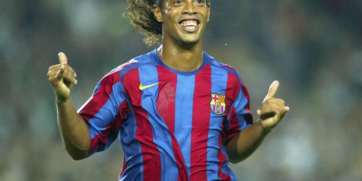 Ronaldinho Gaúcho diz que gostaria de ter jogado no Corinthians em sua carreira