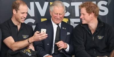 Príncipe Harry fala sobre os paparazzi