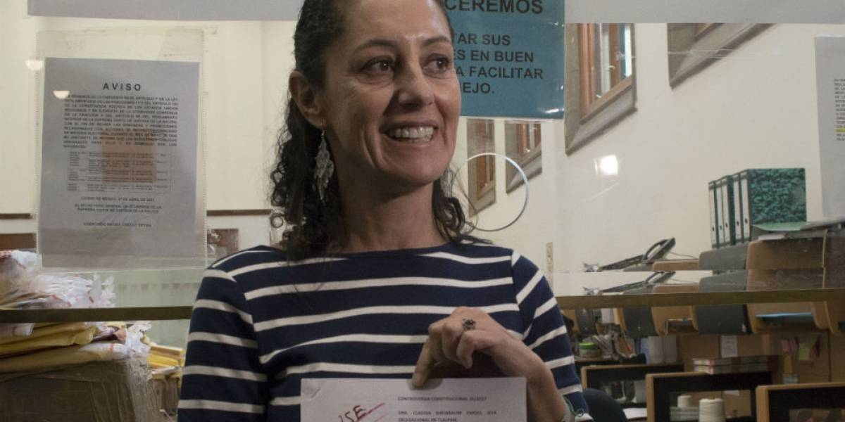 Eligen a Claudia Sheinbaum como candidata a la CDMX por Morena