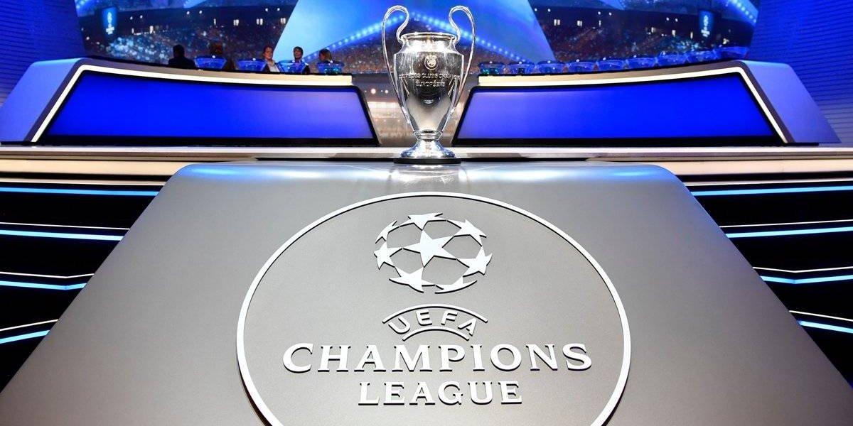 Conoce los grupos de una nueva versión de la UEFA Champions League