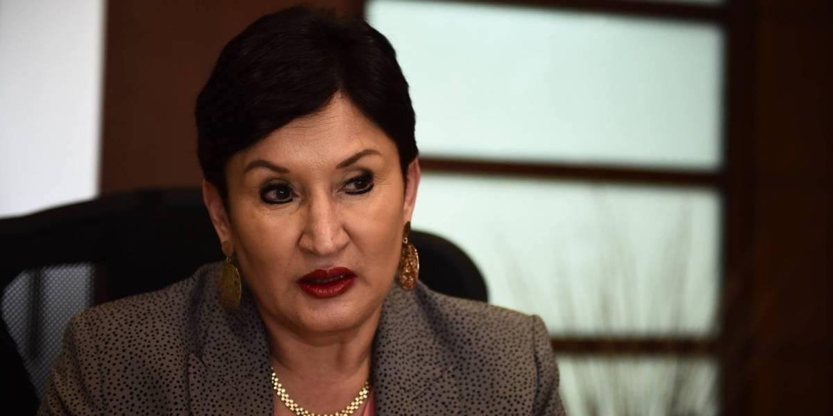 """Fiscal general: """"Pronto daremos a conocer avances sobre el tema del financiamiento electoral"""""""