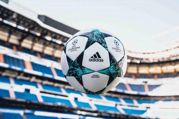 4fddb7d86b650 Presentan balón oficial de la Champions League 2017 2018 ...