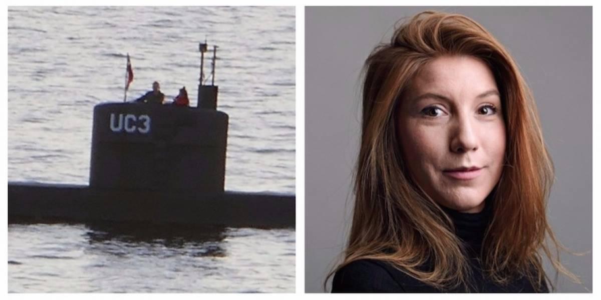 Salen a la luz nuevos detalles sobrela muerte de la periodista sueca desaparecida en un submarino