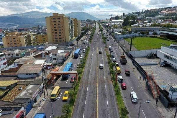 Se suspende medida de pico y placa en Quito