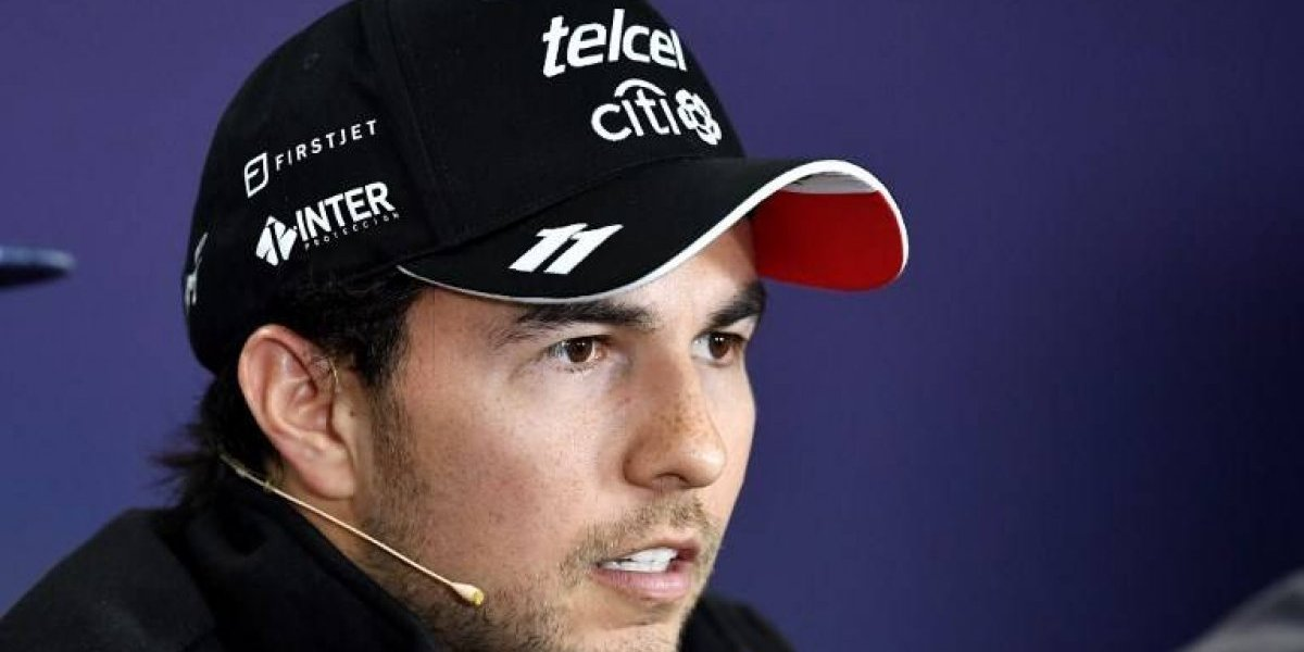 'Checo' Pérez, con incertidumbre