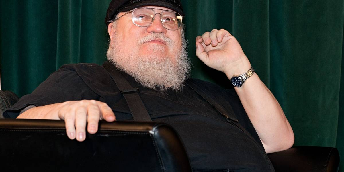 "George R. R. Martin no ha visto  ""Game of Thrones"""