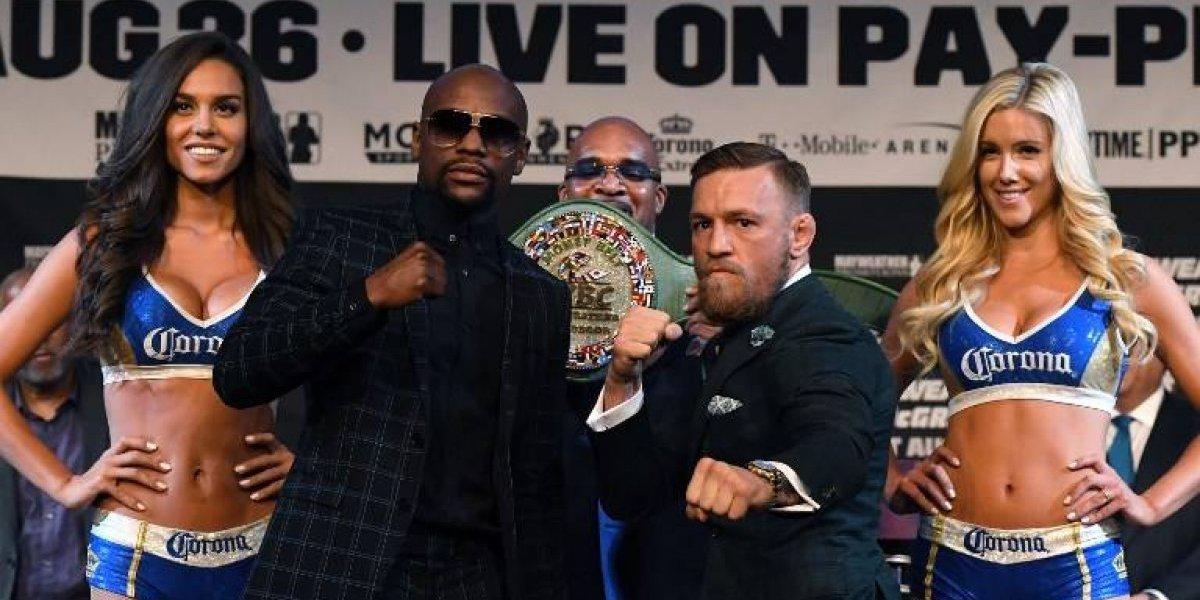 Mayweather vs McGregor: ¿La pelea del siglo o un show mediático?
