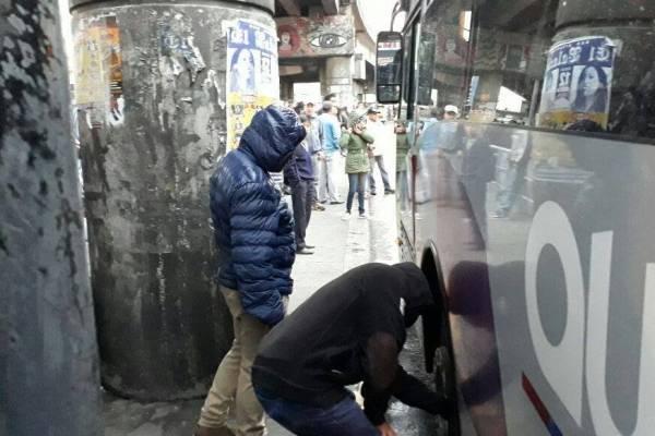 Se levanta paro de transportistas en Quito