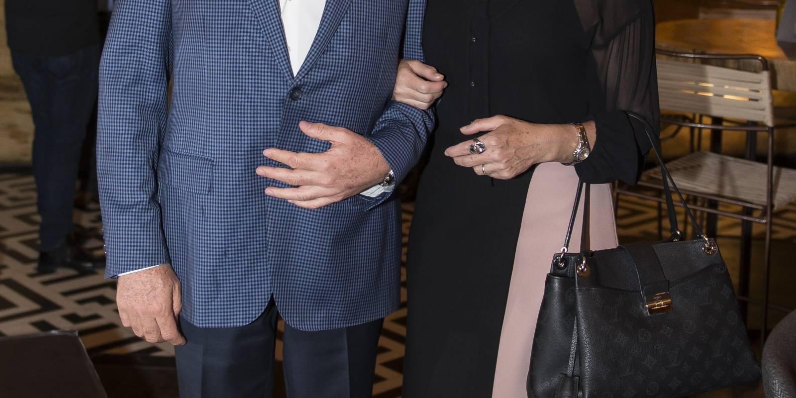 Javier Mercado y Carol Konik JDS