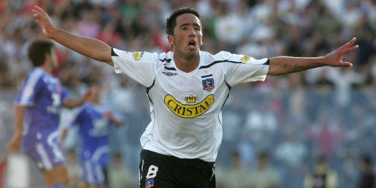 Un nostálgico Lucas Barrios recordó sus golazos en el Superclásico por Colo Colo