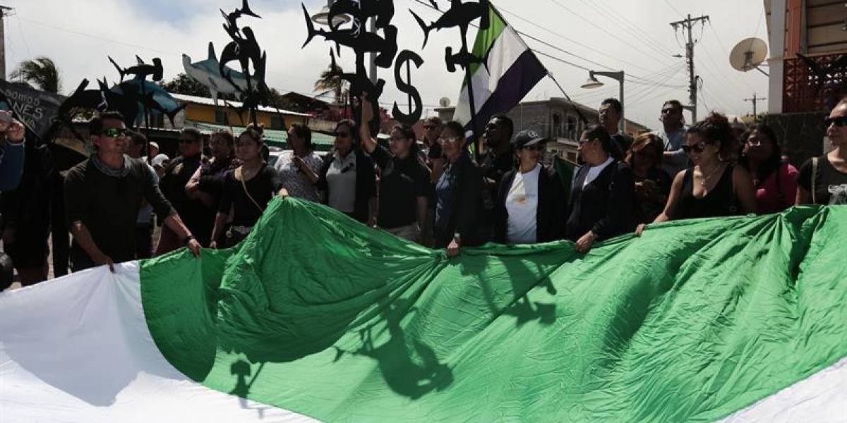 Tribunal de Galápagos comienza juicio a tripulación china
