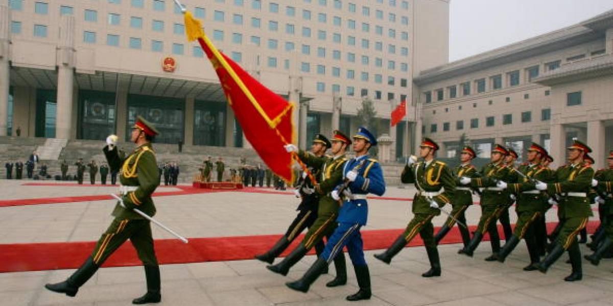 Ejército chino: