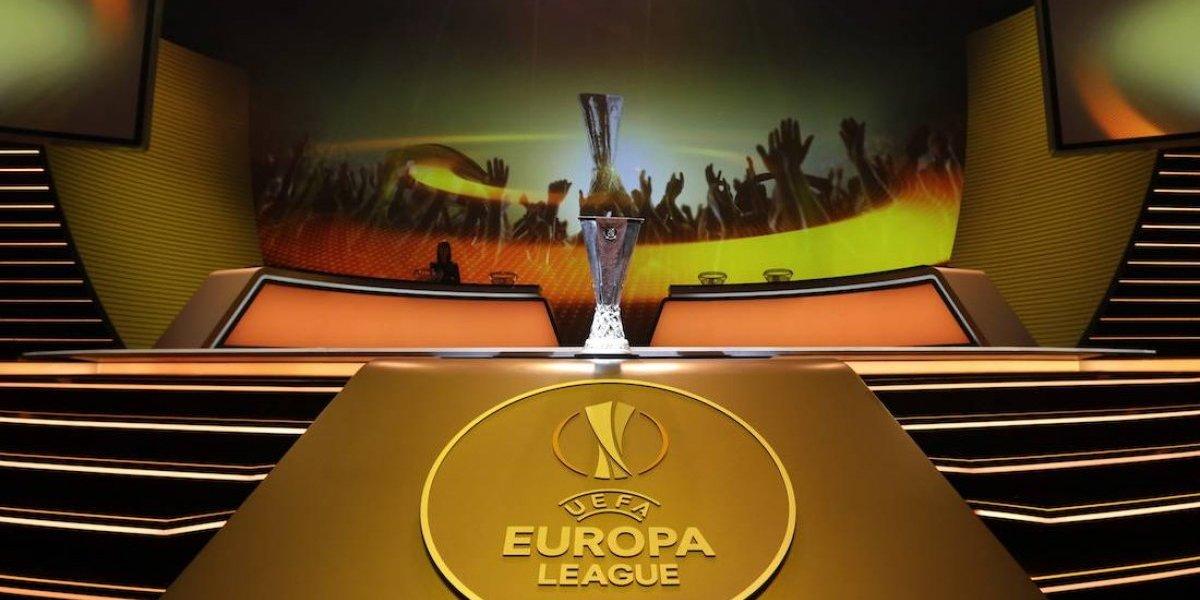 Así quedaron conformados los Grupos de la Europa League