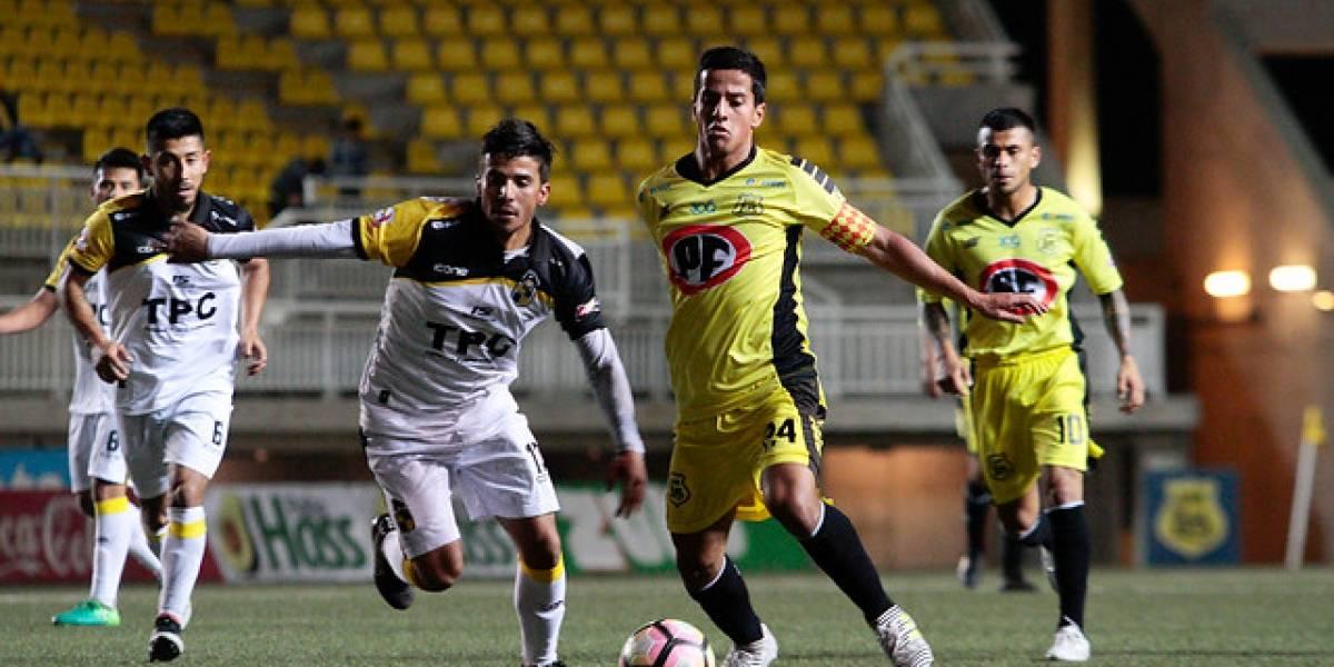 Continúa la polémica: Jugador de Coquimbo recibió dos amarillas y no fue expulsado ante San Luis
