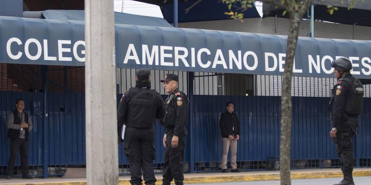 Investiga PGR donación de órganos de agresor del Colegio Americano en Monterrey